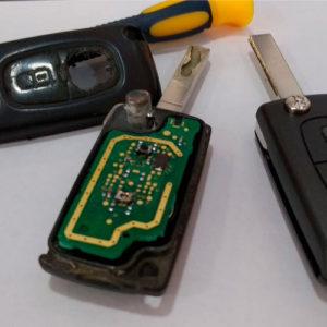 reparacion llave mando coche campanillas