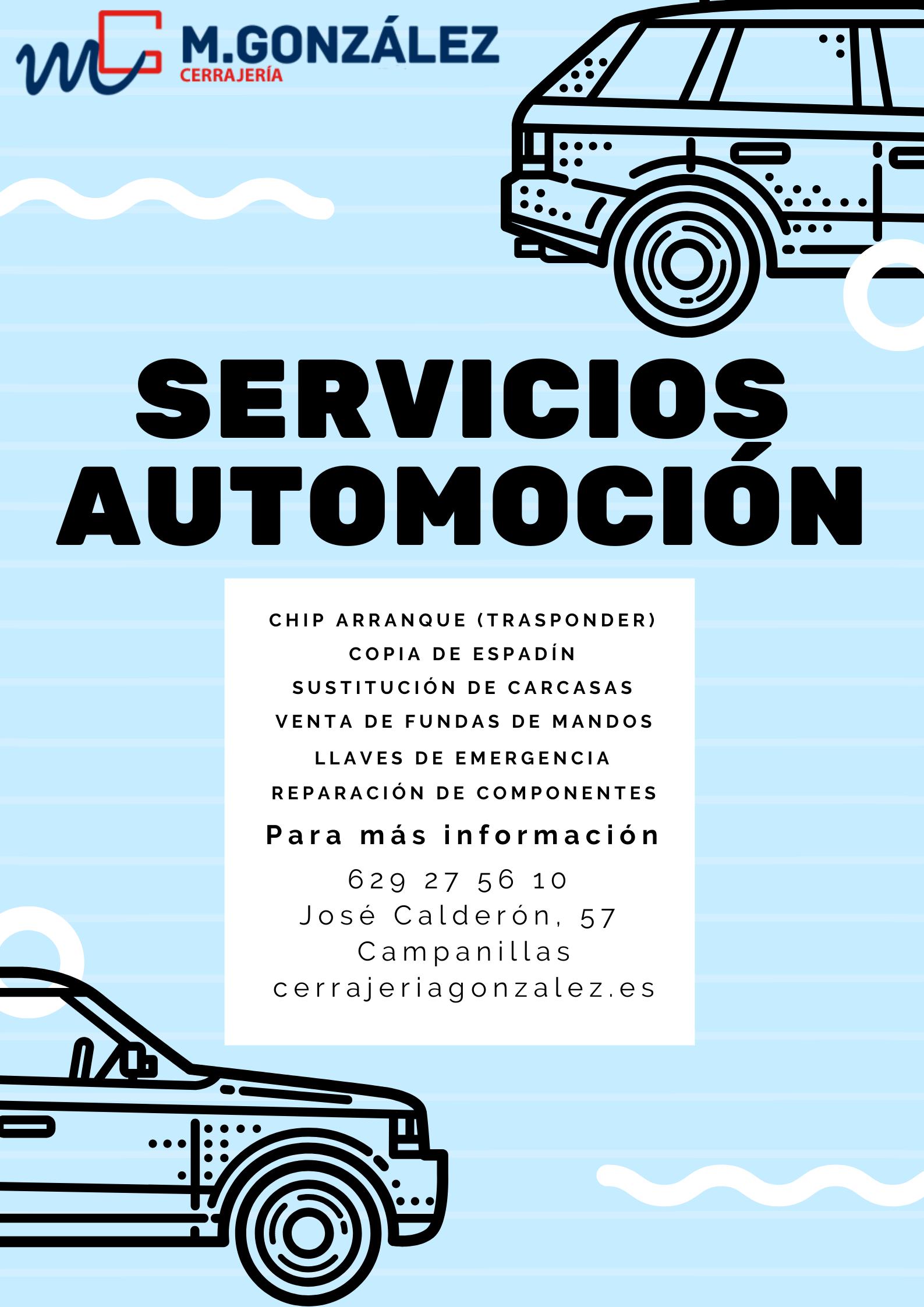 servicios automoción campanillas